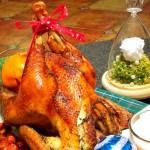 圣诞烤鸡综合版