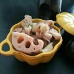猪蹄炖莲藕