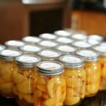 自制水果罐頭