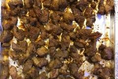 烤羊肉(烤箱)