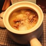 喝点汤--冬瓜薏米老鸭汤