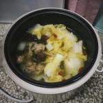 电饭煲鸡汤