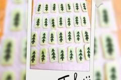 圣诞饼干 圣诞树