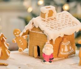 圣诞姜饼人&姜饼屋