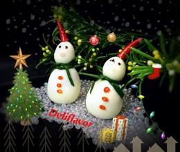 圣诞易做【雪人】