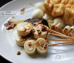 蔬菜串串香