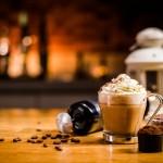 「企鹅冬季热饮」-摩卡咖啡