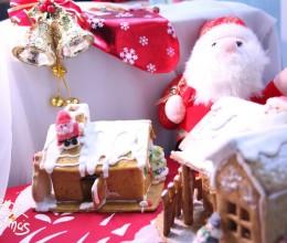 圣诞——姜饼屋