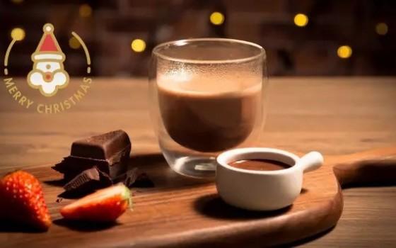 「企鹅冬季热饮」-热巧克力