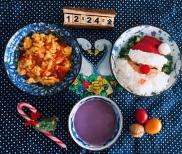 圣诞节之圣诞老人餐