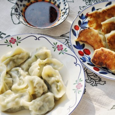 海苔也能做馅!茴香牛肉N鲜饺子