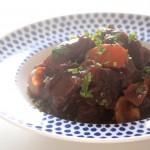 Christmas Table:红酒炖牛肉