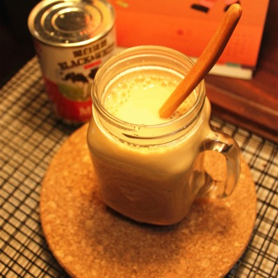 家庭改良版--港式奶茶