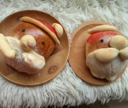 圣诞老人🎅面包
