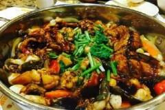 三汁焖锅-鸡翅锅