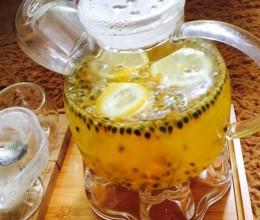 健康水果茶(柠檬+百香果)
