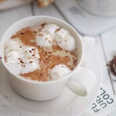 红糖生姜奶茶(棉花糖版) | 拯救只会说多喝热水的直男