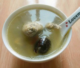 新鲜鸽子汤