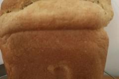 超级简单的北海道吐司(松下面包机版)