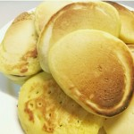 天然酵种版玉米松饼