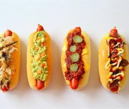 热狗不只是面包夹火腿肠