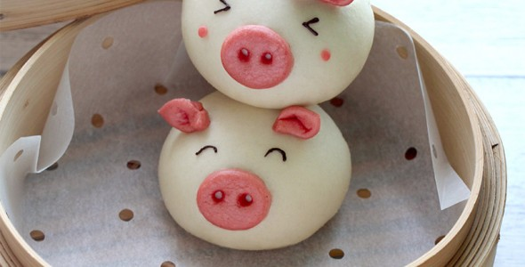 猪馒头_小猪馒头