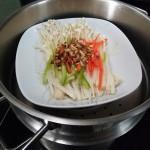 清蒸金针菇