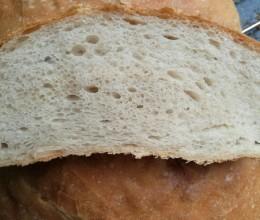 椰子油全麦面包