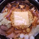 韩式部队火锅