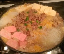 酸菜羊肉一锅端
