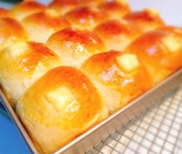 拉丝魔王——马苏里拉芝士奶酪包