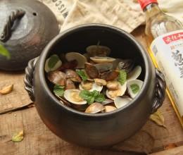 酒蒸蛤蜊—老恒和料酒版