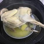 清蒸小公鸡