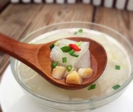 鲜美竹荪汤