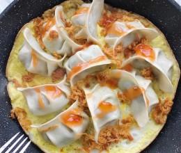 🥚蛋抱煎饺