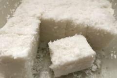 低脂低糖椰浆牛奶小方