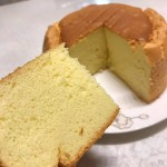 秒杀一切的最柔软细腻豆渣蛋糕