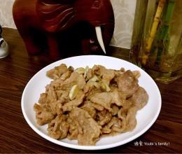 过油肉(熊岳城特色)