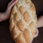 全面亚麻籽面包