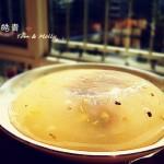 桂花葛根豆沙冻