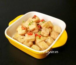 椒香油豆腐(豆腐泡,豆腐果)