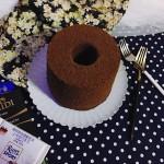巧克力淡奶油莜麦戚风