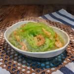 虾米烩节瓜粉丝