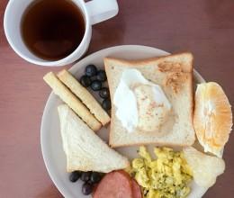 好吃好看好做的英式早餐