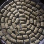 奶奶牌荠菜春卷(自制春卷皮)