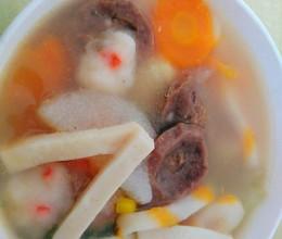 什锦片片汤