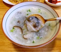 海参粳米香菇粥