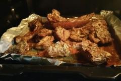 迷迭香烤羊肉