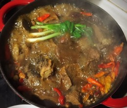 开卤锅 ——卤牛肉