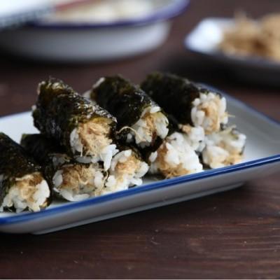 最最简单快手的寿司
